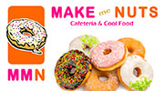 Make Me Nuts - Cafeteria & Cool Food
